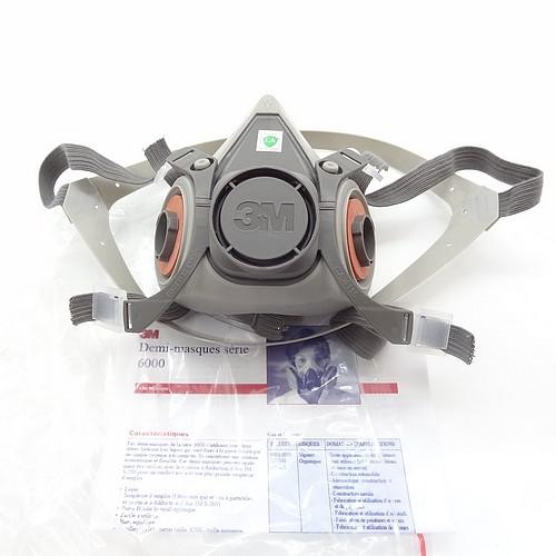filtre masque 3m 6200