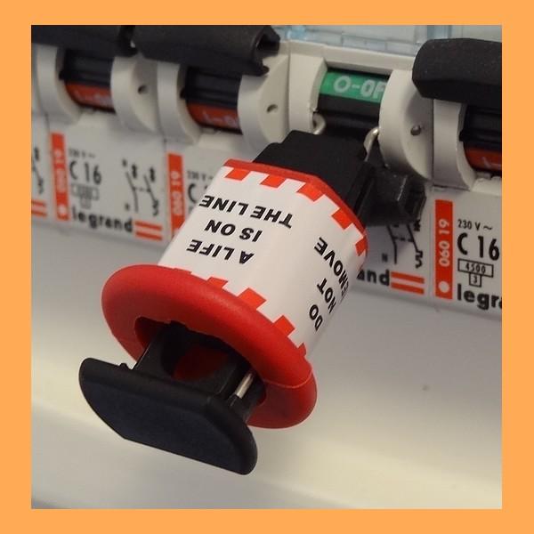 Disjoncteurs standards MCB Lockout Dispositif de consignation BD-D01